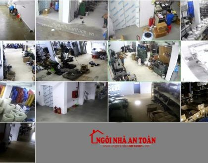 Lắp đặt camera nhà xưởng Bình Chánh HCM