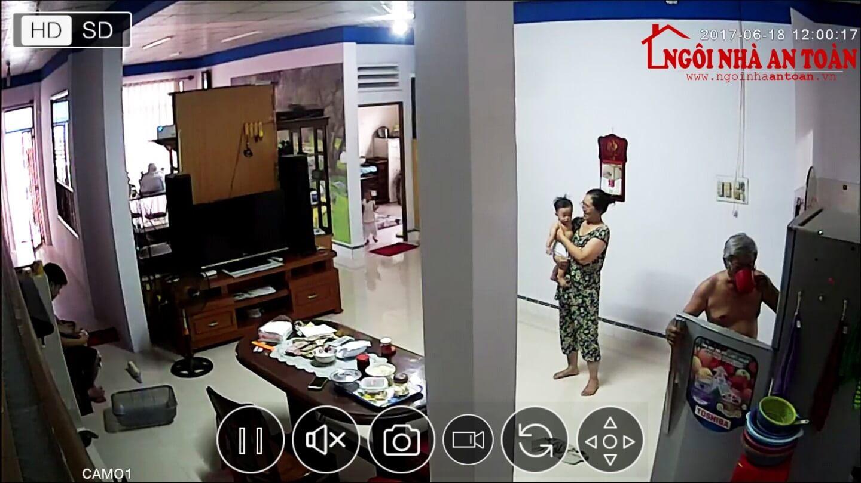 Lắp đặt camera chống trộm tại Biên Hòa