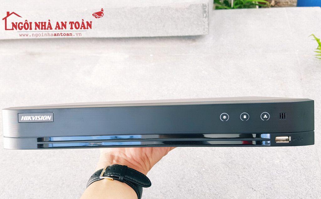 Lắp đặt camera Đầu ghi cameraHIKVISIONTURBO HD DVR 4 KÊNH |DS-7204HQHI-F1/N