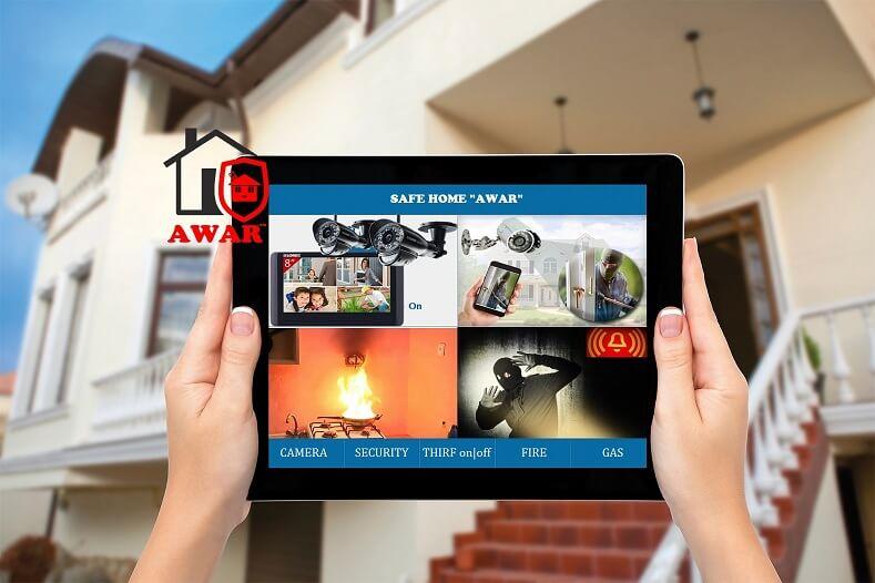 Hệ thống an ninh toàn diện - bảo vệ ngôi nhà của bạn