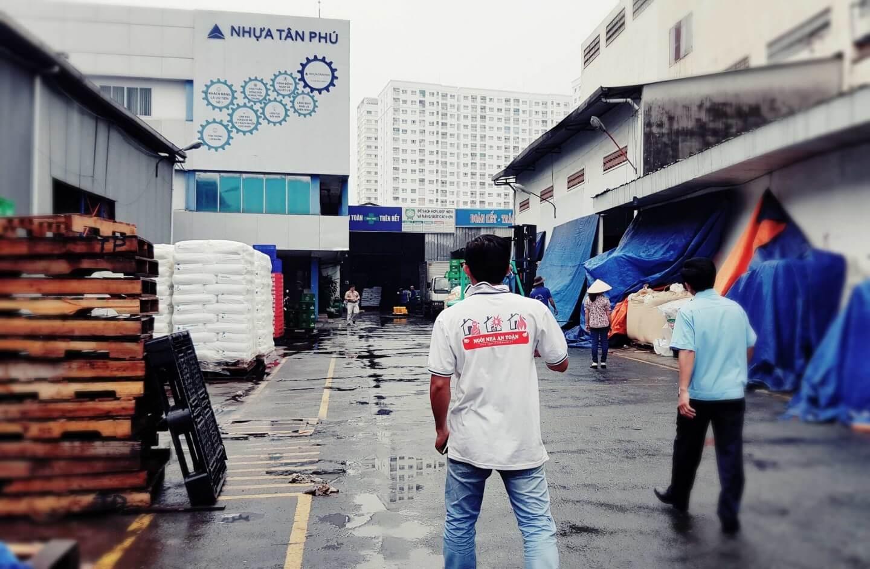 Sửa chữa lắp đặt camera Nhựa Tân Phú