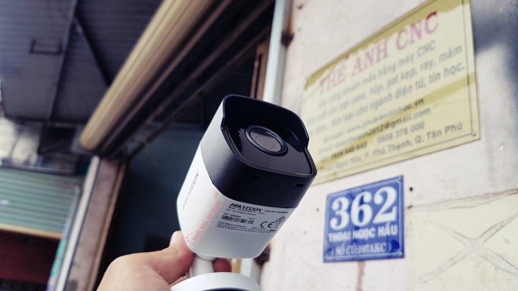 lắp đặt camera nhà xưởng chống ngược sáng
