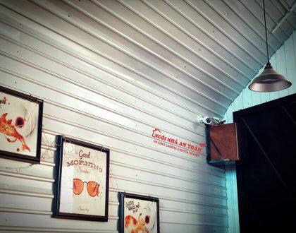 Tư vấn lắp đặt camera cho quán cà phê