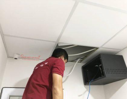 Thi công hệ thống mạng - điện nhẹ M&E