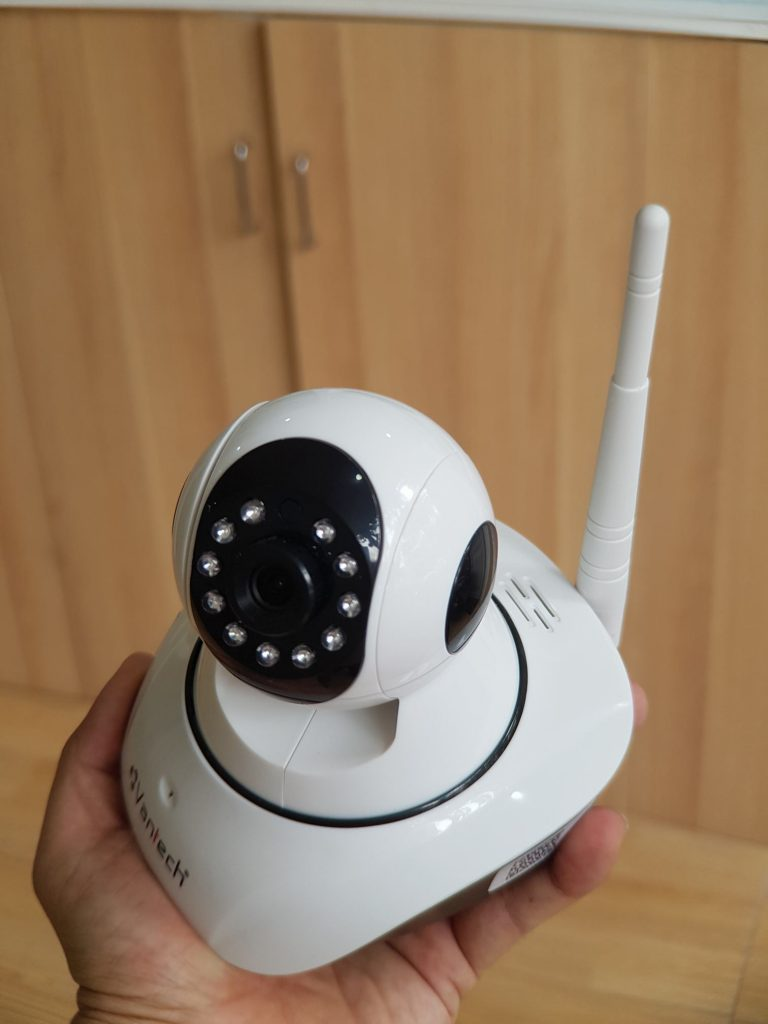 camera ip wifi vt-6300b vantech