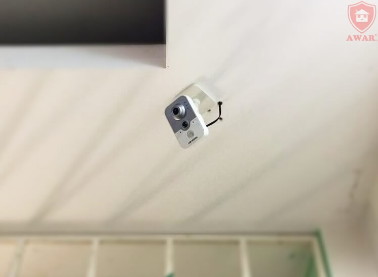 Lắp đặt Camera HIK Vision 2CD2120F-IW