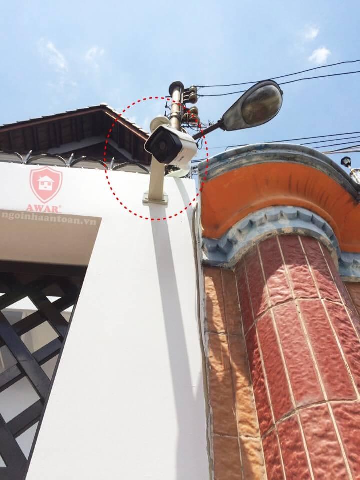 Lắp đặt camera quận tân phú hcm
