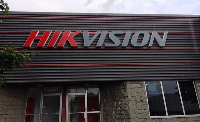 văn phòng hikvision tại mỹ