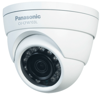 CAMERA HD-CVI PANASONIC 1.0-MP CV-CFW103L