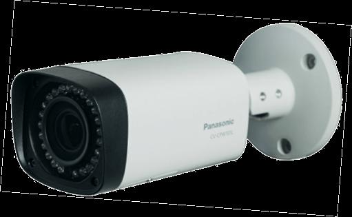 CAMERA HD-CVI PANASONIC 1.0-MP CV-CPW101L