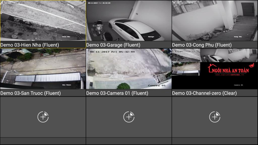 Hình ảnh camera hồng ngoại