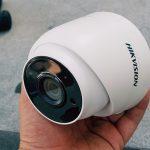 Lắp đặt camera tại nhà hóc môn