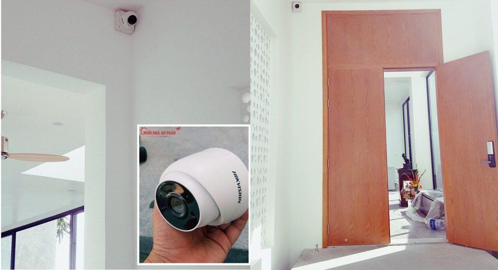 lắp đặt camera hikvision tại nhà