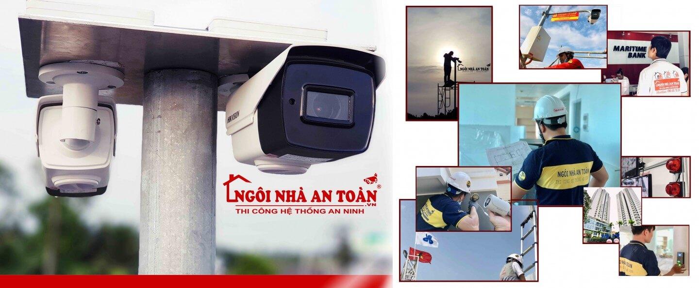 Tư vấn lắp đặt hệ thống camera an ninh