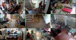 lắp đặt camera trọn gói cho quán cafe