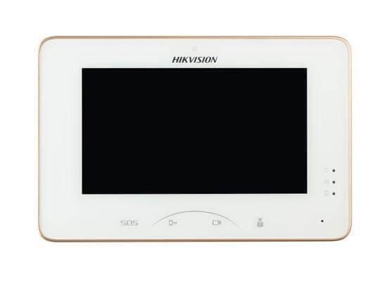 Camera Màn Hình Chuông Cửa HIKVISION DS-KH8300-T
