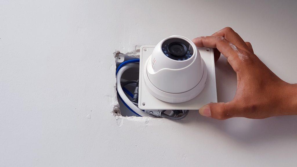 xây nhà giai đoạn nào lắp đặt camera phù hợp