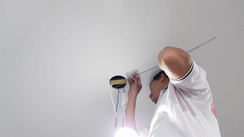 lắp đặt camera khi xây dựng nhà