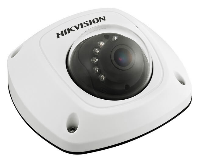 CAMERA IP DOME HIKVISION 2.0MP DS-2CD2522FWD-I