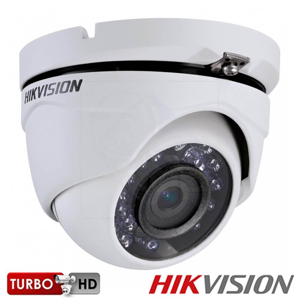 Camera quan sát thương hiệu Hikvision